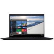 """Ultrabook™ Lenovo ThinkPad X1 Carbon Gen3 (Procesor Intel® Core™ i5-5200U (3M Cache, up to 2.7 GHz), Broadwell, 14""""FHD, 8GB, 256GB SSD, Intel® HD Graphics 5500, Modul 4G, Tastatura iluminata, Wireless AC, FPR, Win7 Pro 64 + Win10 Pro 64)"""