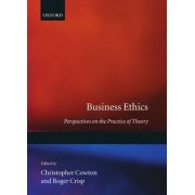Business Ethics by Christopher Cowton