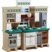 Bucatarie copii Step2 Life Style Deluxe Kitchen