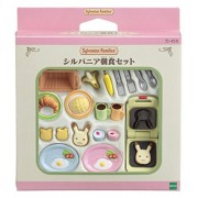 "Epoch Sylvanian Families Sylvanian Family Doll ""Breakfast Set Ka-414"""