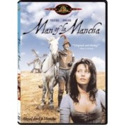 MAN OF LA MANCHA DVD 1972