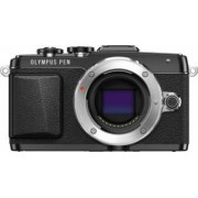 Aparat Foto Mirrorless Olympus E-PL7 Body black