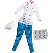 Barbie Careers Fashion Pack, Pastry Chef