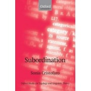 Subordination by Sonia Cristofaro