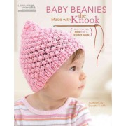 Baby Beanies Made with the Knook by Dorothy E. Uhlir