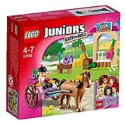 Lego Junior Friends Stephanie of horse-drawn carriage 10726
