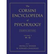 The Corsini Encyclopedia of Psychology, Volume 3 by Irving B Weiner