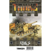 Tanks: German StuG G Tank Expansion Board Game