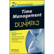 Time Management for Dummies by Clare Evans
