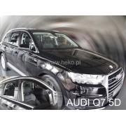 Deflektory komplet 4 ks - Audi Q7, 2015-