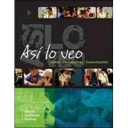 Manual de Actividades Que Acompana Asi Lo Veo by Michael Leeser