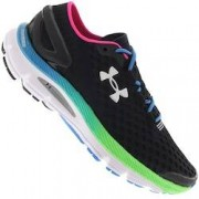 Under Armour Tênis Under Armour SpeedForm® Gemini 2 - Feminino - PRETO