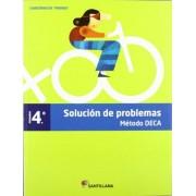 Vv.Aa. CUADERNO PROBLEMAS METODO DECA 4 PRIMARIA