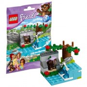 LEGO Friends 41046 Brown Bear's River by LEGO