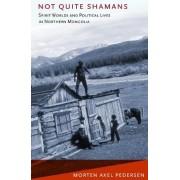 Not Quite Shamans by Morten Axel Pedersen