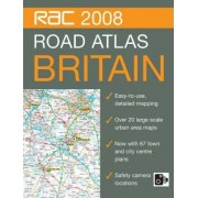 RAC Road Atlas Britain