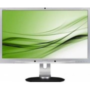 Monitor LED 24 Philips 241P4QPYKES Silver Full HD