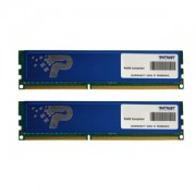 Memorie Patriot Signature Line 8GB (2x4GB) DDR3 1333MHz 1.5V CL9 Dual Channel Kit, PSD38G1333KH