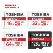 Cartão De Memória Micro SD De 32Gb Toshiba SDHC HighSpeed M102/R15 Retail Classe 10