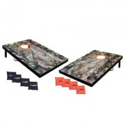 Triumph Sports USA Realtree Advanced Tournament Bean Bag Toss Full Board Style 39-7004