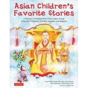 Asian Children's Favorite Stories by Marian Davies Toth