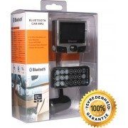 5 in 1 Draadloze Universele Bluetooth Auto MP3 Speler / FM transmitter / LED Display / Handsfree bellen / 2 x High Speed USB Oplader / SD,TF Card Ondersteuning / USB Stick / 3.5mm Jack AUX voor alle smartphones