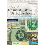 Theory of Financial Risk and Derivative Pricing by Jean-Philippe Bouchaud