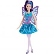 Boneca Barbie Reinos Mágicos Fada do Reino dos Diamantes - Mattel