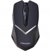 MOUSE CANYON CNE-CMSW3 WIRELESS OPTICAL USB BLACK