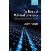 The Theory of Multi-level Governance by Simona Piattoni