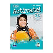 Activate! B2 Workbook with key 2008