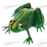 Frog Shaped Fridge Magnet - Small (Color Assorted)