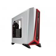 Corsair Cc-9011083-ww Carbide Series Spec Alpha Branco/vermelho, Gabinete Gamer