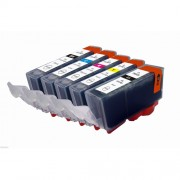 CANON CLI-521 YELLOW COMPATIBLE PRINTER INK CARTRIDGE