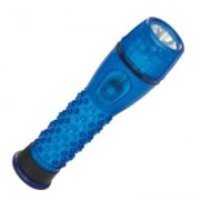 > Torcia a Led impermeabile con impugnatura antiscivolo BLU POWER 968