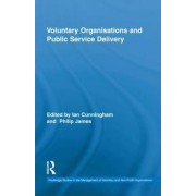 Voluntary Organizations and Public Service Delivery by Ian Cunningham