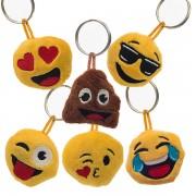Emoji-Nyckelring