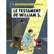 Sente Yves Blake & Mortimer - tome 24 - Testament de William S. (Le)
