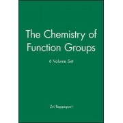 The Chemistry of Function Groups: Set 1 by Zvi Rappaport