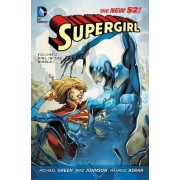 Michael Green Supergirl Volume 2: Girl in the World TP (The New 52)