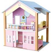Legler 3110 Doll's House Blue Roof