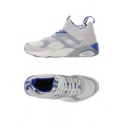 PUMA 360903-R698 MID STREET Wn's - CHAUSSURES - Sneakers & Tennis basses - on YOOX.com