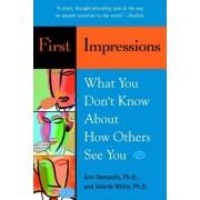 First Impressions by Ann Demarais