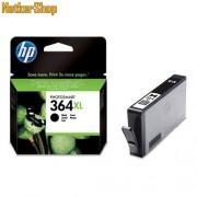 HP CN684EE (364XL) fekete eredeti tintapatron (1 év garancia)