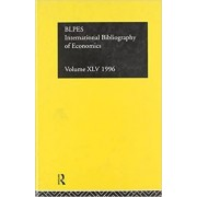 IBSS: Economics 1996: Volume 45 by The British Library of Political and Economic Science