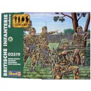 British Infantry Modern Revell Rv2519