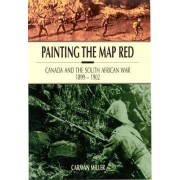 Painting the Map Red by Carman Miller
