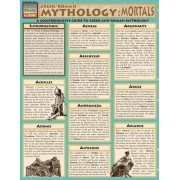 Mythology: Greek/Roman Mortals by Inc. Barcharts