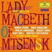 D Shostakovich - Lady Macbethof Mtsensk (0028947791188) (2 CD)