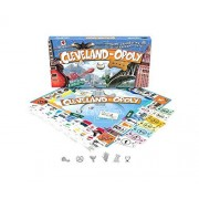 Cleveland-opoly - City in a Box Board Game by Late for the Sky